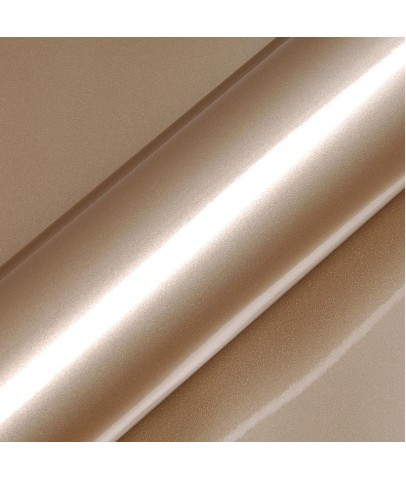 HEXIS ASHEN BEIGE METALLIC GLOSS 152 CM