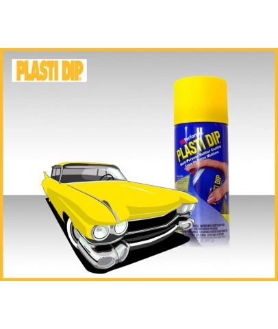 PLASTİDİP SARI 400 ML